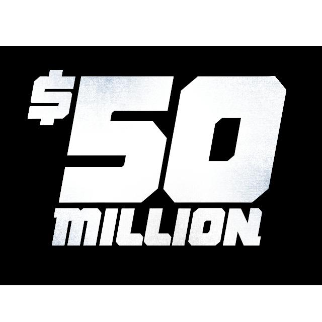 Powerball - 50 Million