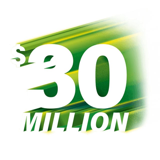 Oz Lotto - 30 Million